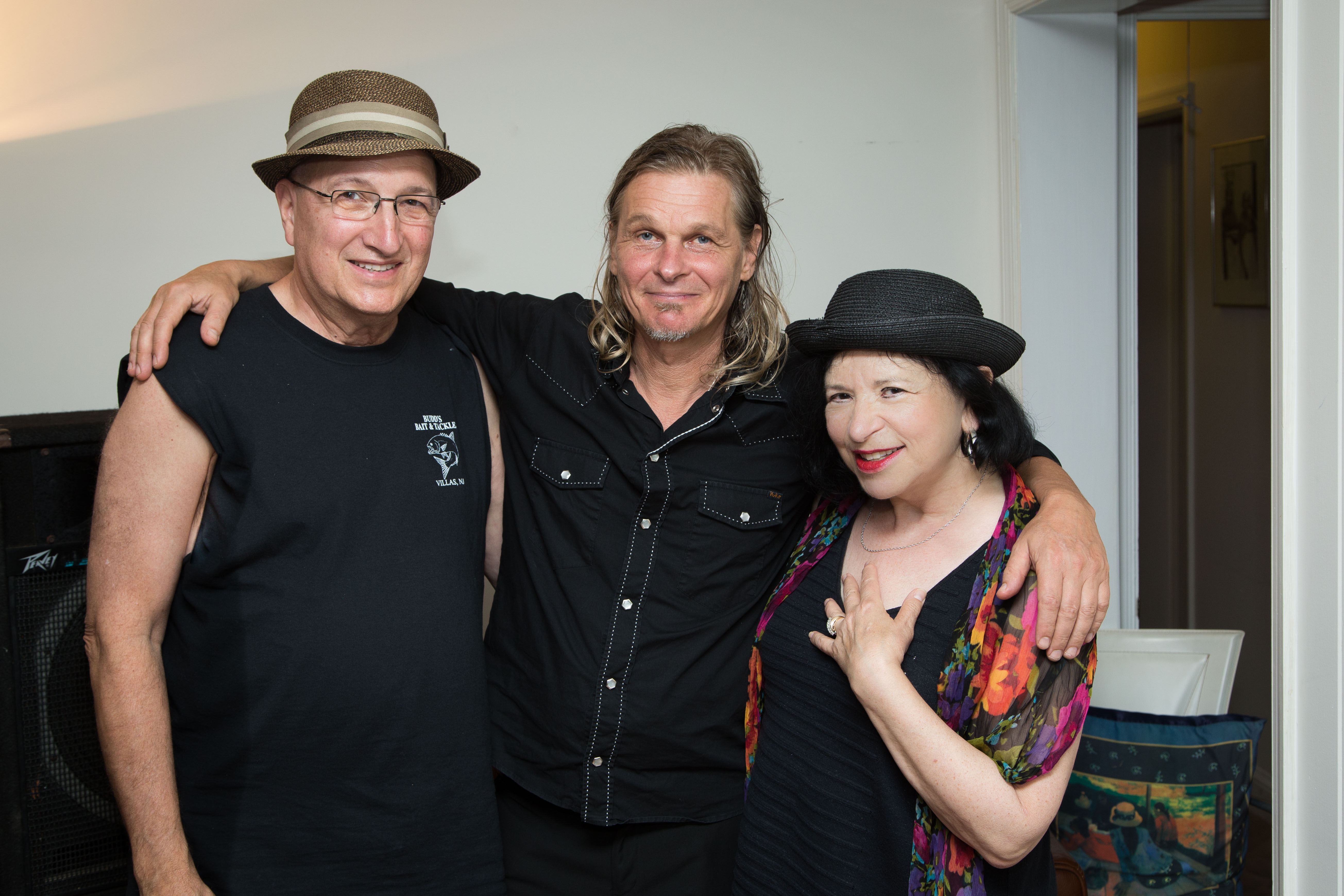 Larry, Carole, Rob